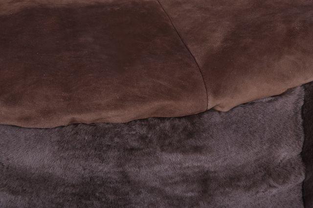 xxl lammfell sitzsack bean bag pouf kissen fell schaffell. Black Bedroom Furniture Sets. Home Design Ideas